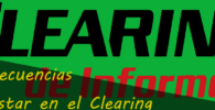 CONSECUENCIAS DE ESTAR EN CLEARING