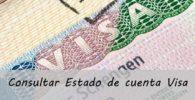 Consultar estado de cuenta visa
