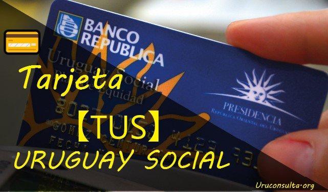 Tarjeta Uruguay Social