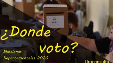 Photo of Donde voto